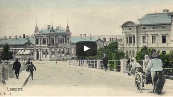 Punatytöt Tampereella 1918 video